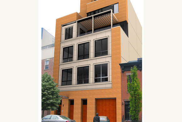 17 Bergen Street, Boutique Brooklyn Condominium Development